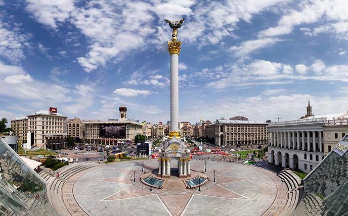 Nezalezhnosti Meydanı - Kiev'de gezilecek yerler