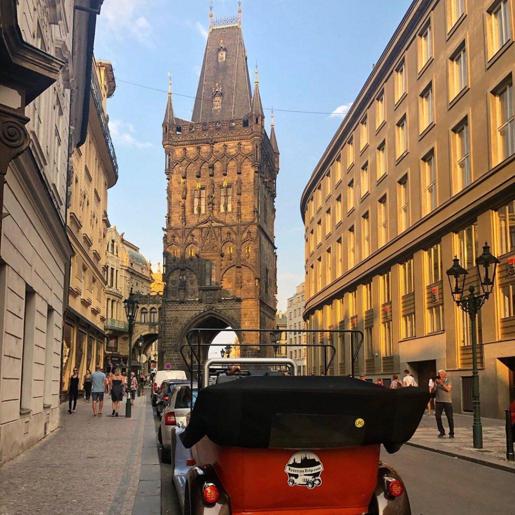 Barut Kapısı - Prag'da Gezilecek Yerler