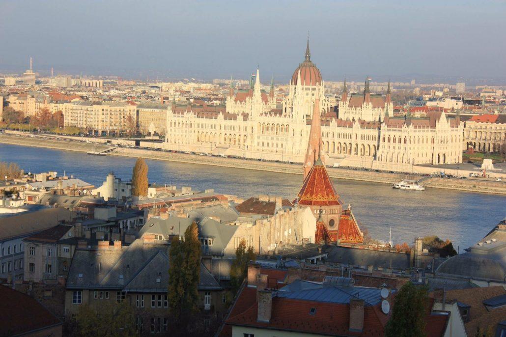 Budapeşte gezi rehberi - parlemento binası