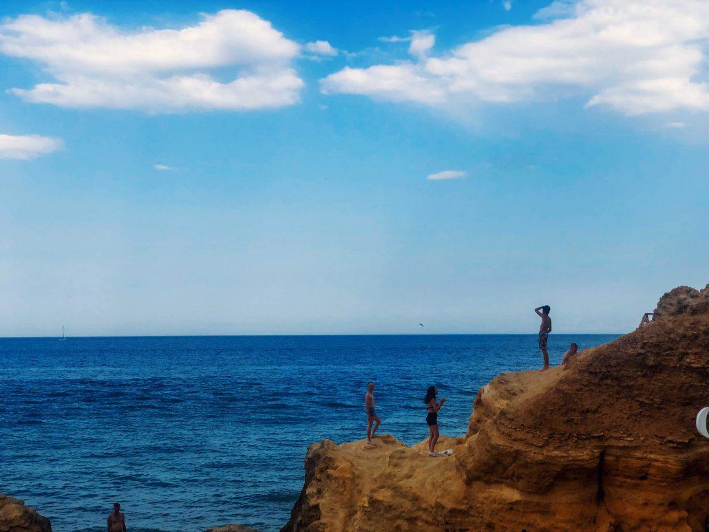 Odessa gezi rehberi - Orkada beach