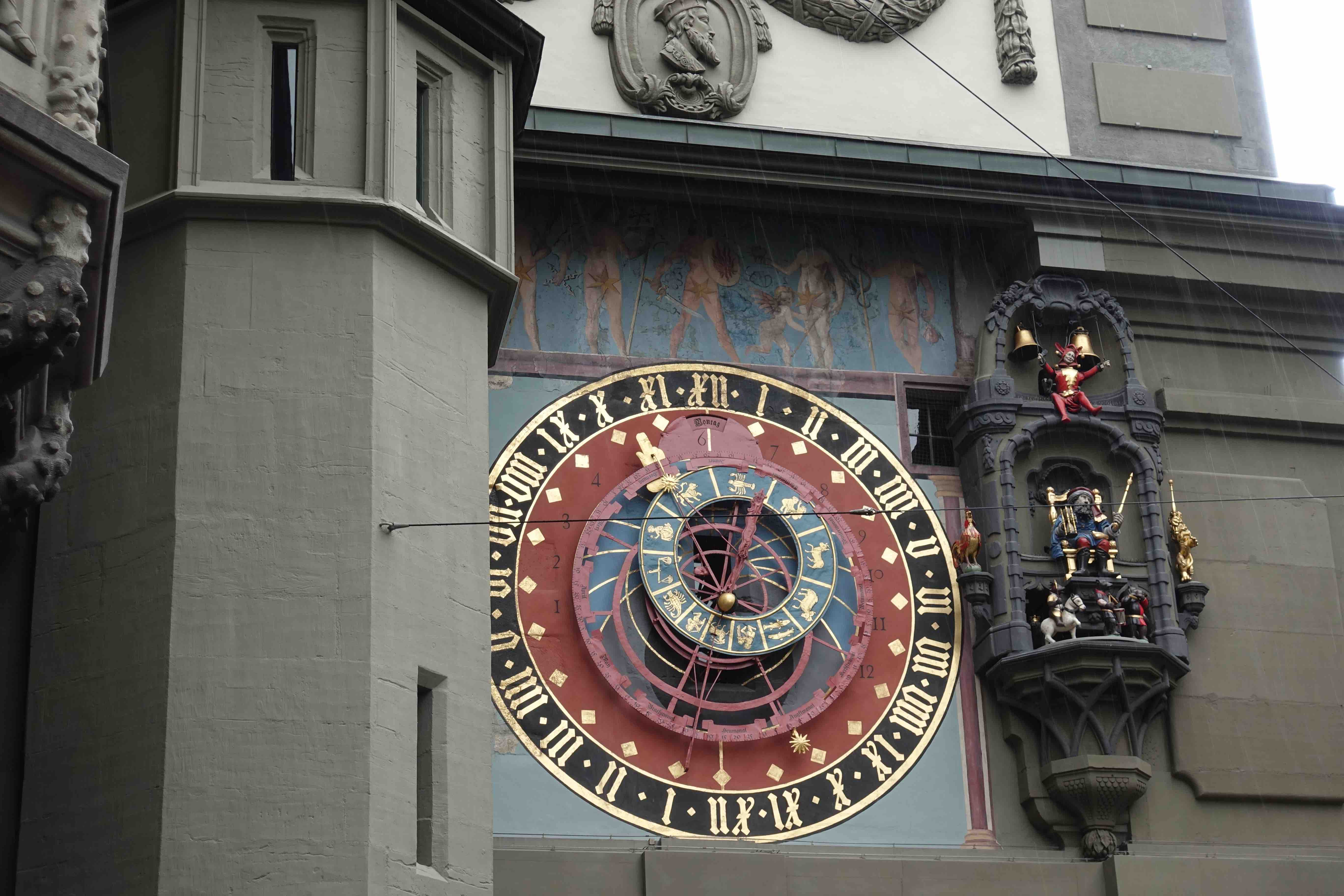 Bern Gezi Rehberi- Saat Kulesi