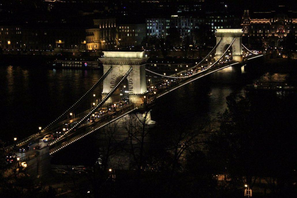 budapeste gezi rehberi - chain bridge