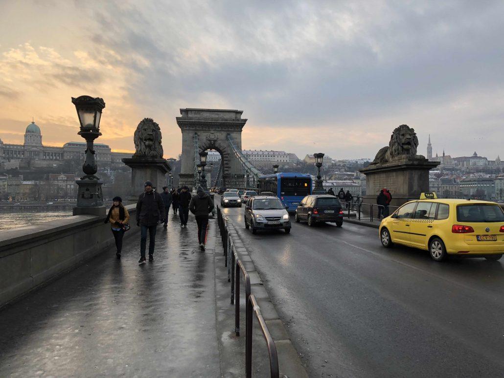 budapeste gezi rehberi - zincir köprü