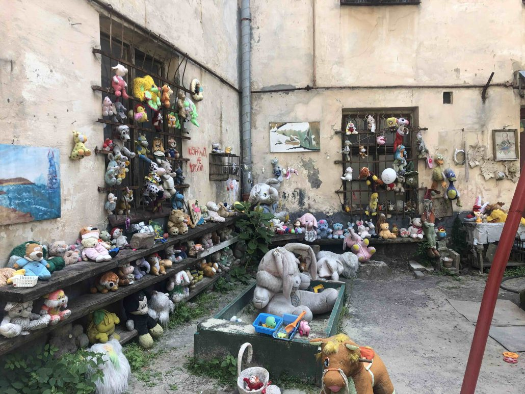Lviv Gezi Rehberi - Lost Toys