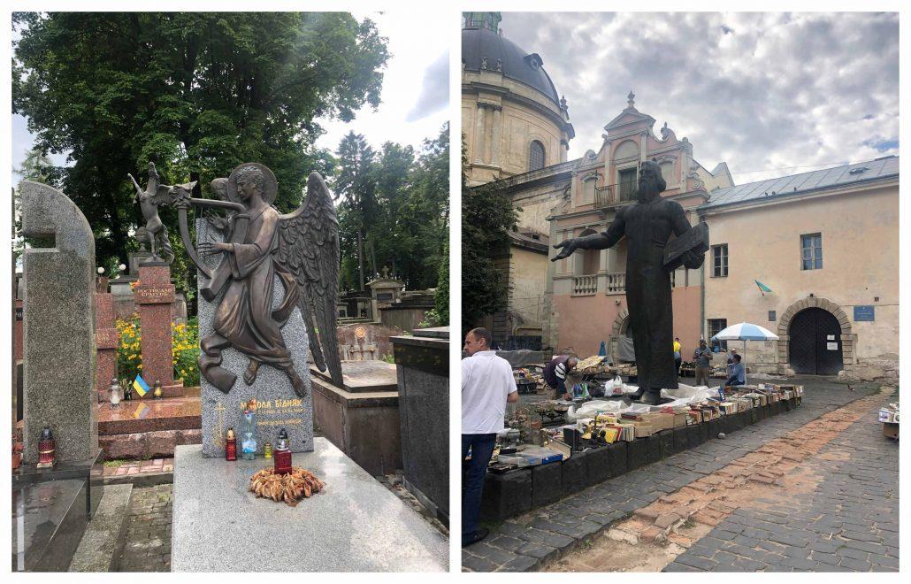 Lviv gezi rehberi - bit pazarı