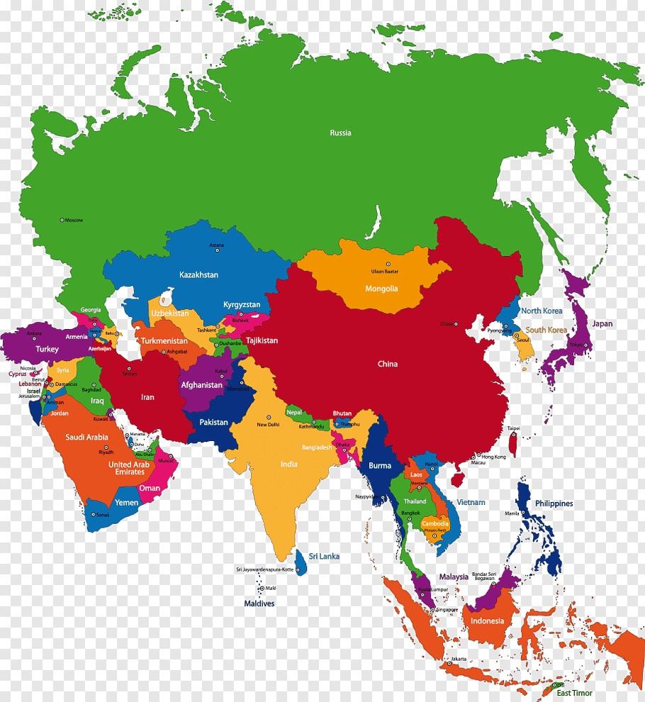 Asya Gezi Rehberi