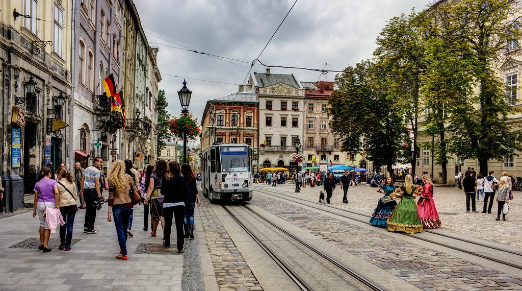 rynok meydanı- lviv gezi rehberi