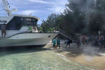 bali - gili adaları ulaşım - tekneler
