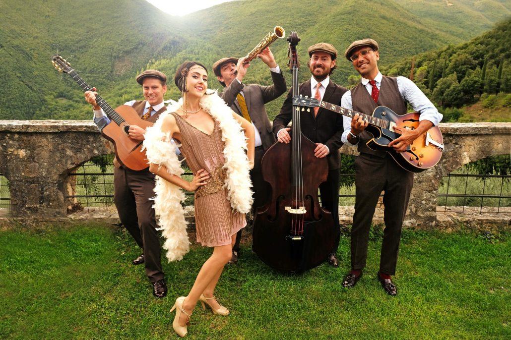 istanbul mart etkinlik rehberi - Flapper-Swing