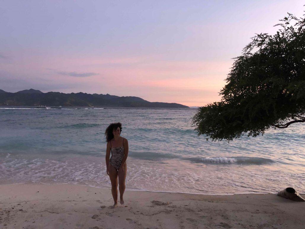 Bali'de denize girilecek en güzel yer Gili adaları - Bali gezi rehberi
