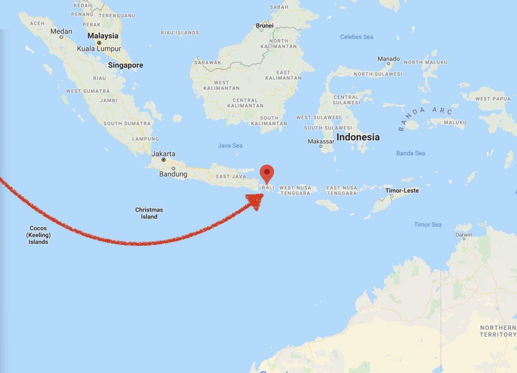 Bali Nerede?