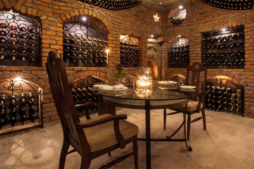 türkiye şarap rotaları - kapadokya kavları