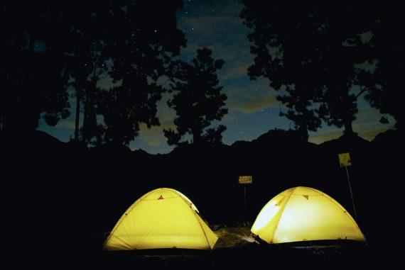 İstanbul'a yakın kamp alanları