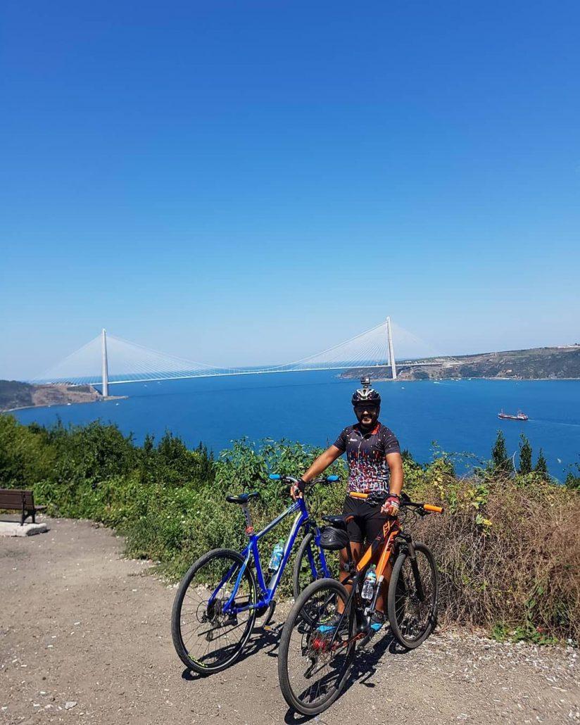 istanbul'un en iyi bisiklet rotaları - Yoros
