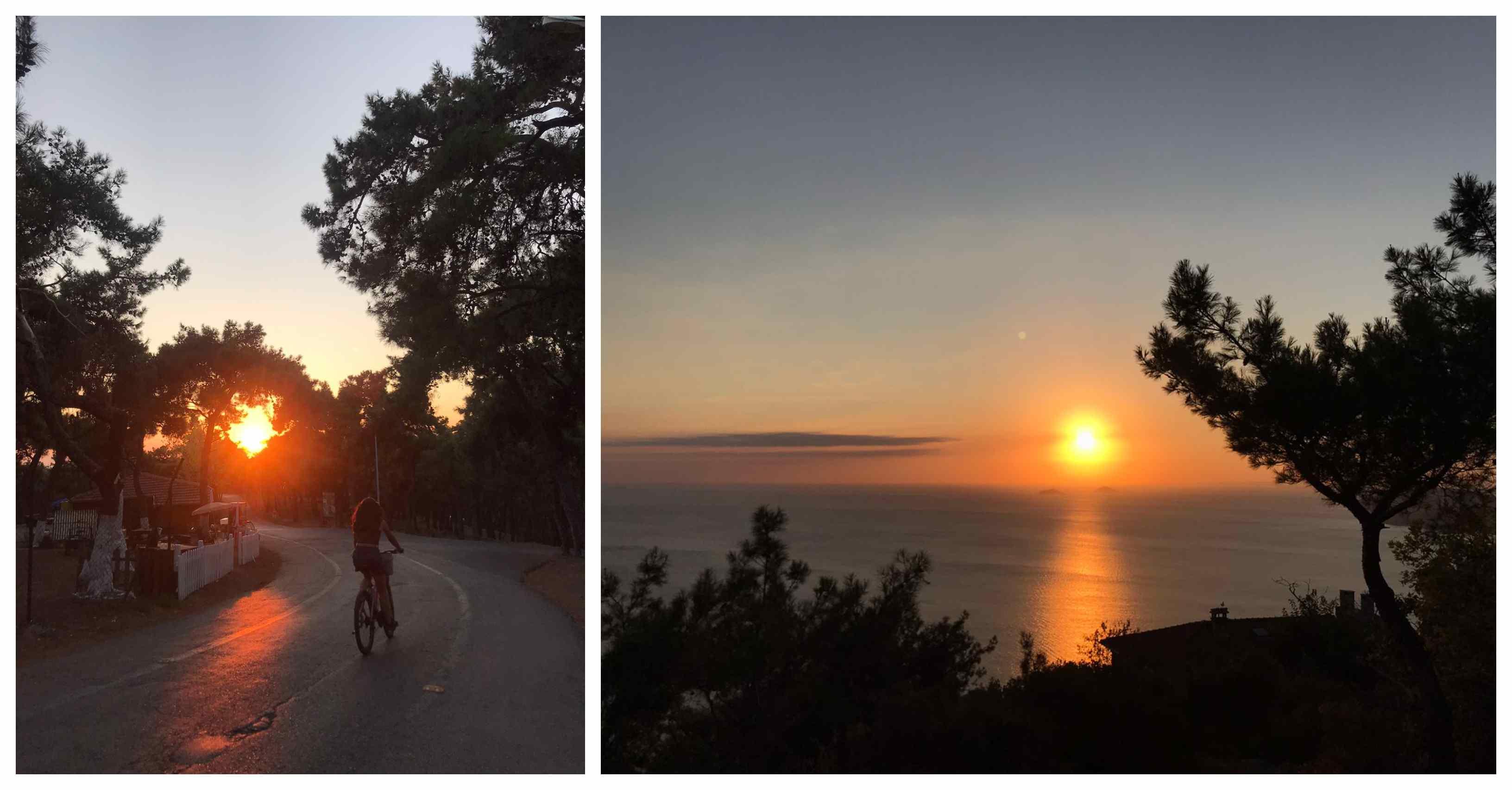 bisikletle büyükada gezisi - istanbul adaları