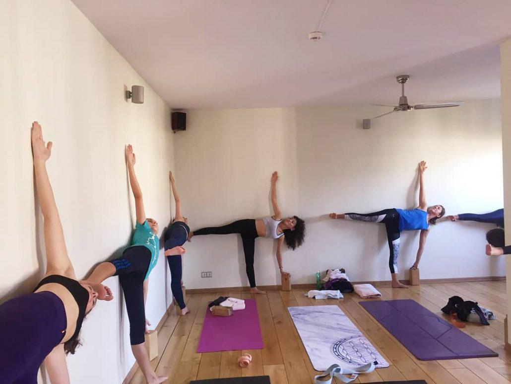 istanbul'un en iyi yoga merkezleri - yoga şala