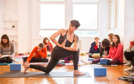 istanbul'un en iyi yoga merkezleri - nefess
