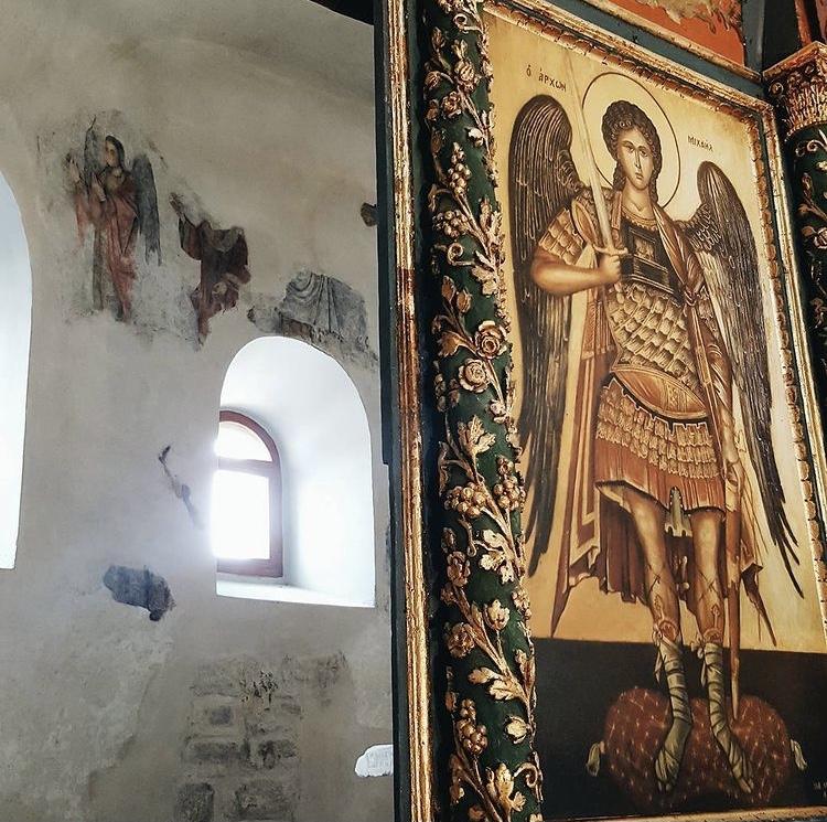 Konya tarihi yerler - Sille Aya Eleni Kilisesi