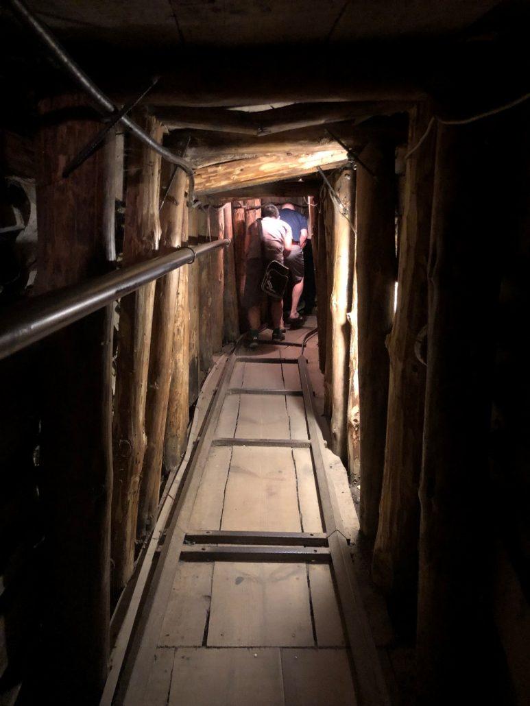 umut tuneli - bosna hersek'te gezilecek yerler