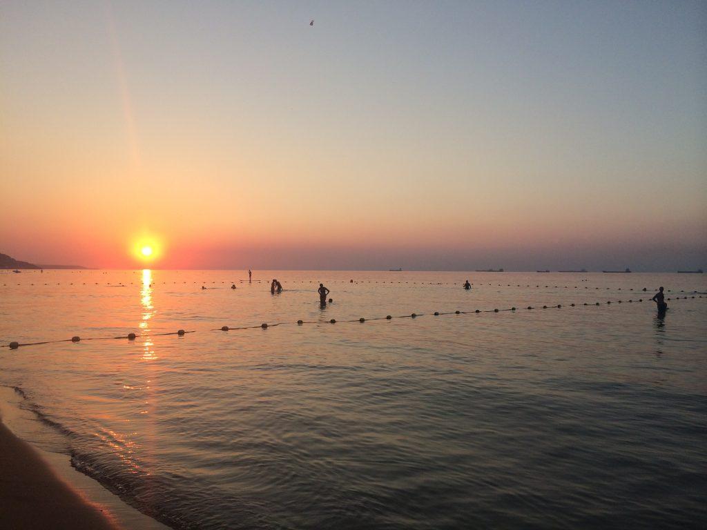 En İyi İstanbul Plajlari - Burç Plajı