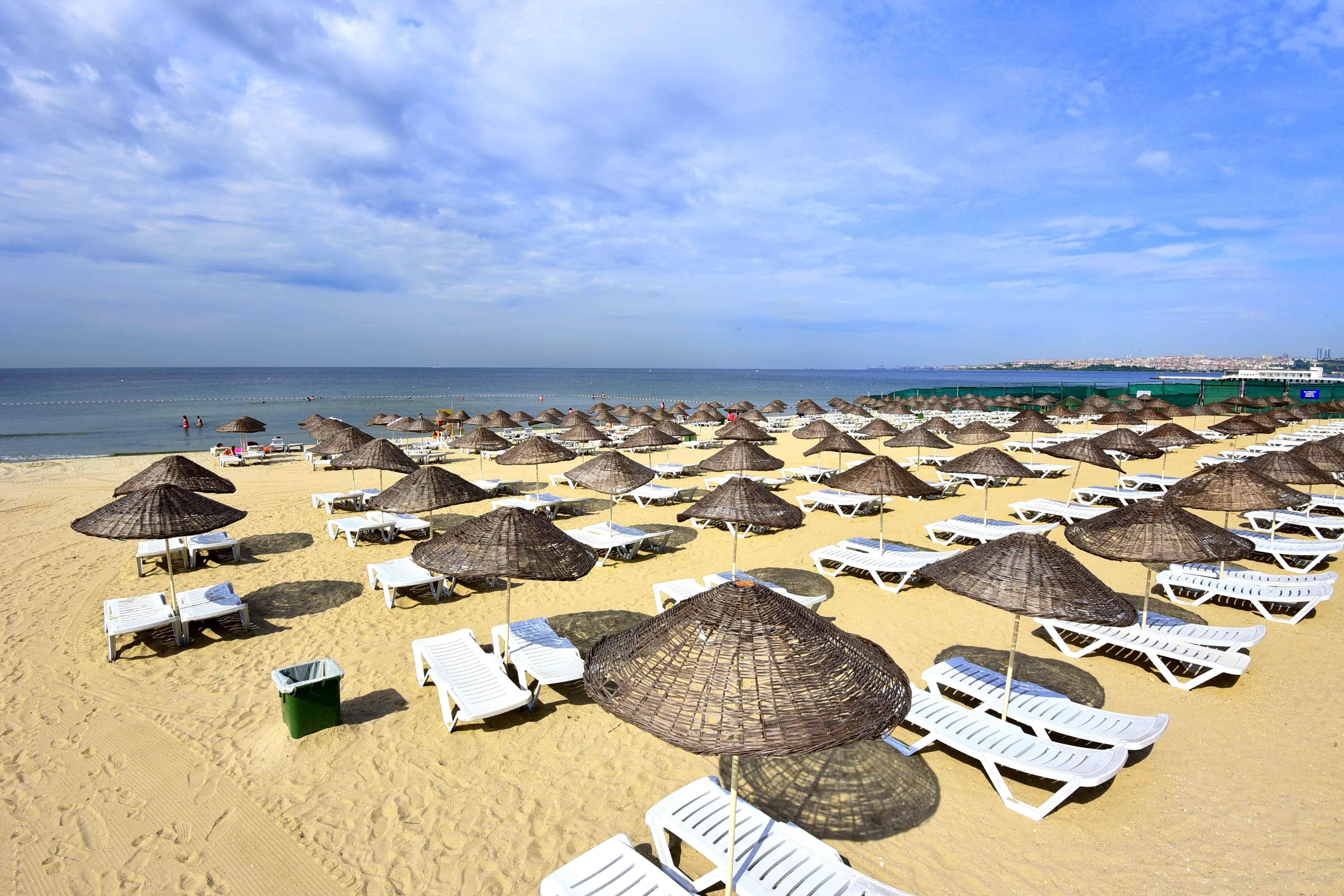 Güneş Plajı - İstanbul'un En İyi Plajları