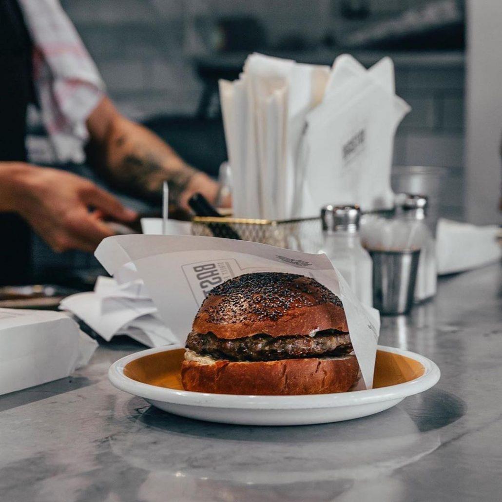 istanbul'un en iyi hamburgercileri - basta