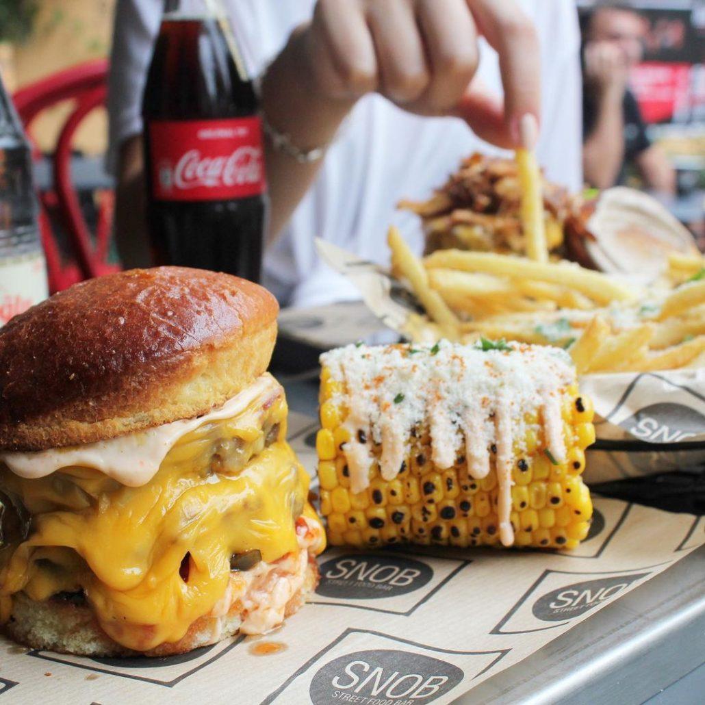 istanbul'un en iyi hamburgercileri - snob
